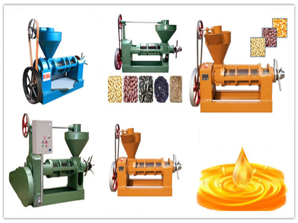 most advanced technology edible palm oil making machine