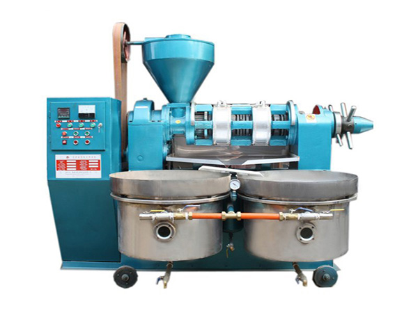 professional palm oil processing machine, palm oil refining
