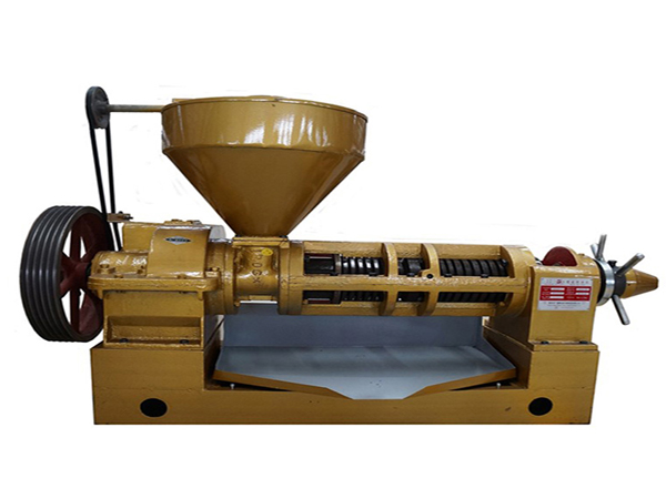 buy suitable cooking oil machine for starting your small oil