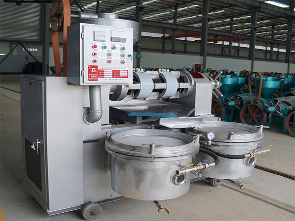 30 50tpd edible vegetable oil press plant in canada