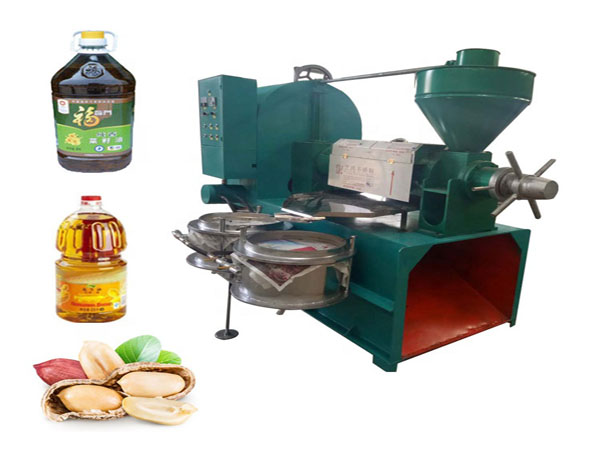 automatic sunflower seed hydraulic oil press machine | oil